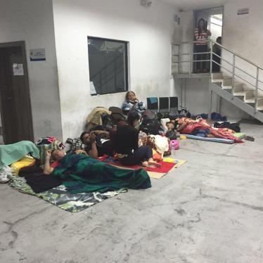 Massive Expulsion of Cubans from Ecuador
