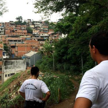O que teme um policial no Rio