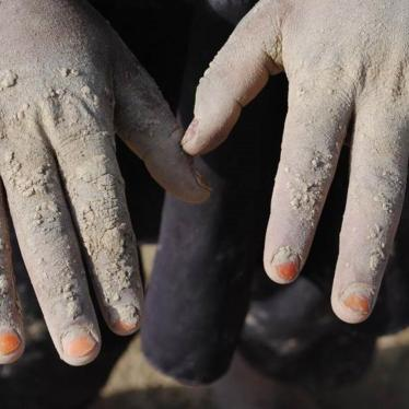 Afghanistan: Hazardous Work for Children Widespread