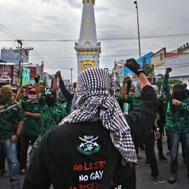 Indonesian Police, Anti-LGBT Islamists Restart Sinister Collaboration