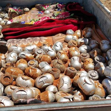 Russia/Syria: Widespread New Cluster Munition Use
