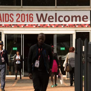 Dispatches: Criminalization Drives Global Rise in HIV Infections