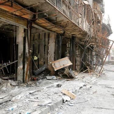 Iraq: ISIS Bombings Are Crimes Against Humanity
