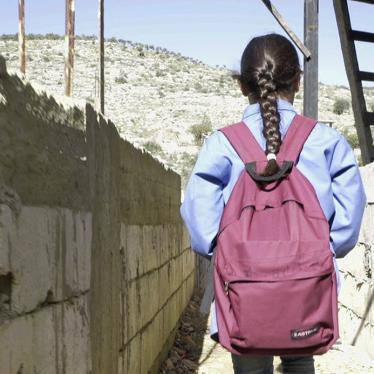 Lebanon: 250,000 Syrian Children Out of School