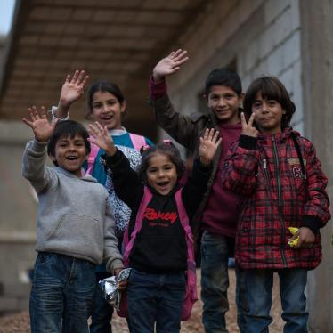The Forgotten Refugees: A Quarter Million Syrian Children Are Left Without an Education