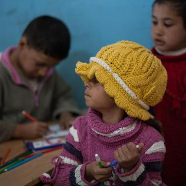 Time Running Out For Syrian Refugee Kids Out Of School