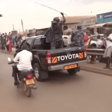 Dispatches: Uganda's Brazen Police Beatings