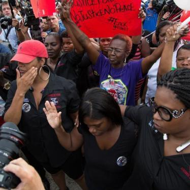 Dispatches: US Police Killings Witnessed Around the World