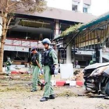 Thailand: Insurgents Target Civilians in South