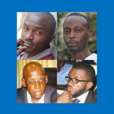 Le gouvernement de la RD Congo annonce que quatre activistes seront libérés
