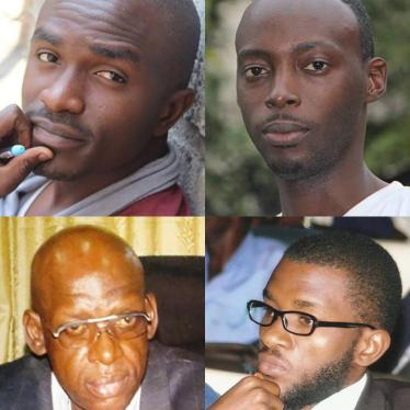 Four Activists to be Released in DR Congo