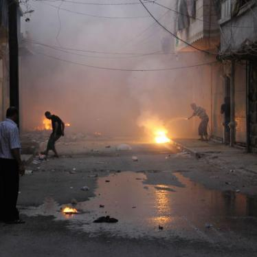 Where Is Outrage Over Incendiary Weapons Attacks in Syria?