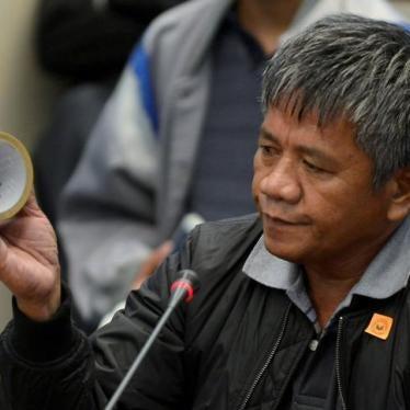 Philippines: Independent Investigation of Duterte Needed