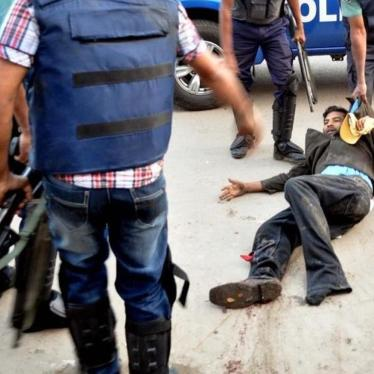 Bangladesh: Stop 'Kneecapping' Detainees
