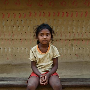 Teaching Child Brides About Condoms in Rural Nepal