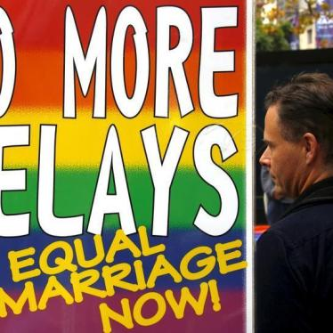 The Human Cost of Australia's Gay Marriage Plebiscite