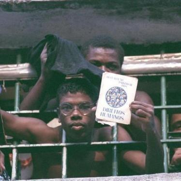 Um grande retrocesso para a justiça no Brasil