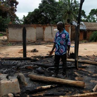 The Human Cost of Environmental Protection in Côte d'Ivoire