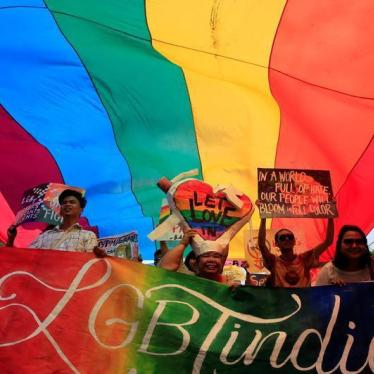 Philippines Transgender Lawmaker Urges Protection for LGBT Rights