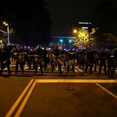 EE. UU.: El Congreso debería rechazar la Ley de Apoyo a las Fuerzas Policiales