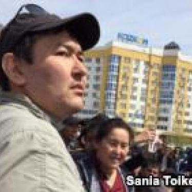 Kazakhstan: Land Rights Activists on Trial