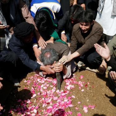 Afghanistan's Shia Hazara Suffer Latest Atrocity