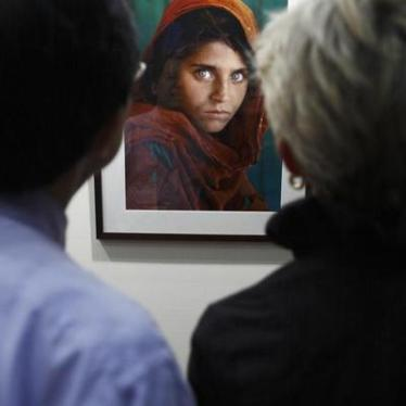 National Geographic's 'Afghan Girl' Faces Deportation from Pakistan