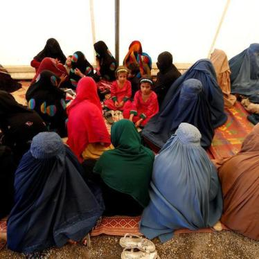 Afghanistan Agony for Returning Refugees