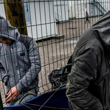 What Is Happening To The Children Of The Calais 'Jungle'?