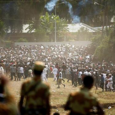 Anger Boiling Over in Ethiopia