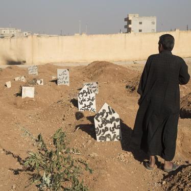Syrie : À Manbij, des centaines de personnes tuées ou blessées par des engins explosifs improvisés