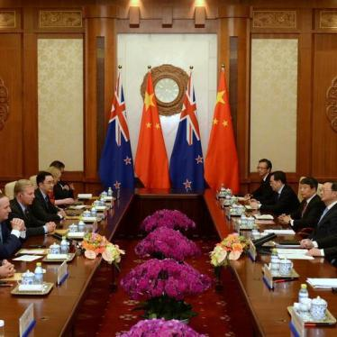 New Zealand Caves to China