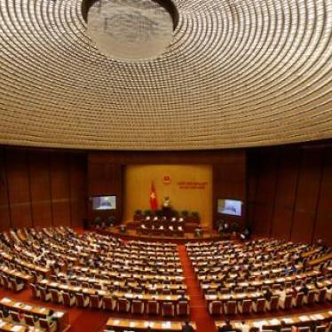 Vietnam: Reform Criminal Law to Respect Rights
