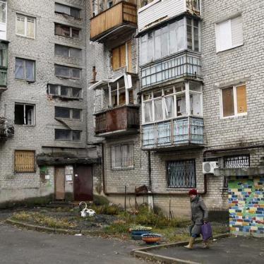 Harsh Winter Ahead in Eastern Ukraine