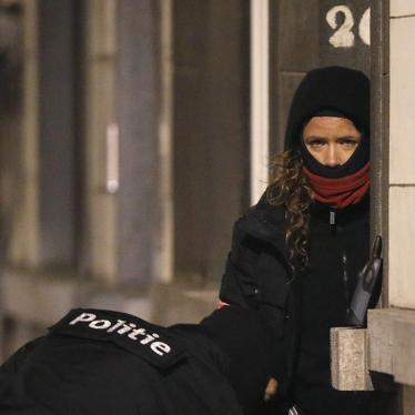 Belgium: Response to Attacks Raises Rights Concerns