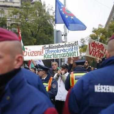 Human Rights Begin At Home, Hungary