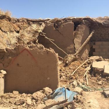 كردستان العراق: تدمير منازل العرب بعد معارك داعش