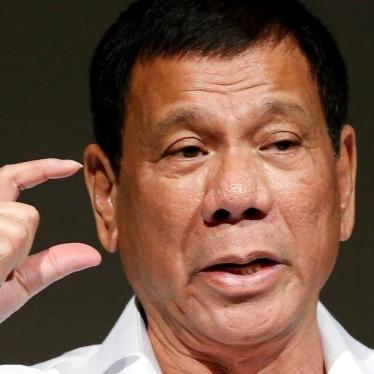 Philippines Dithers on Human Rights in Climate Change Talks