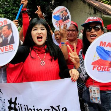 Why the Late Philippine Dictator Was No Hero