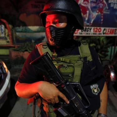 Philippine 'Drug War' Spawns Unlawful Secret Jail