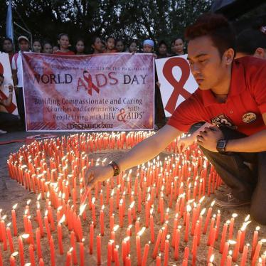 Philippines: Policy Failures Fuel HIV Epidemic