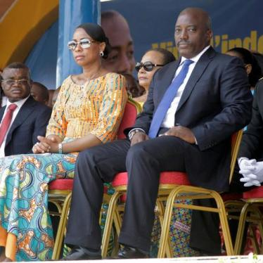 DR Congo: EU, US Sanction Top Officials