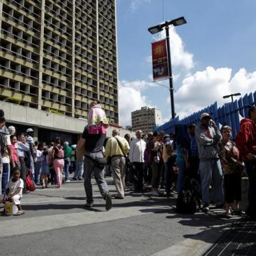 Rising Tensions in Venezuela