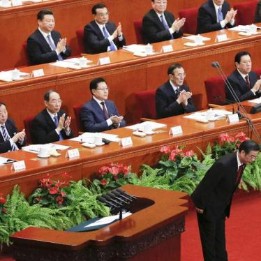 China: State Security, Terrorism Convictions Double