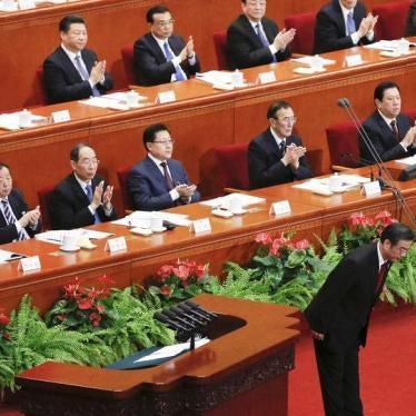 中国:国安、暴恐定罪案件倍增