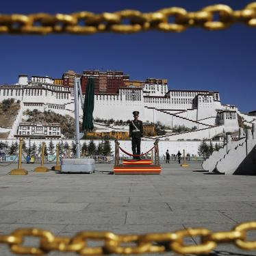 China: Repression Expands Under 'Stability Maintenance' in Tibetan Areas