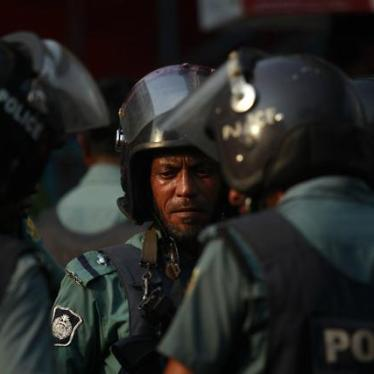 Bangladesh: Halt Mass Arbitrary Arrests