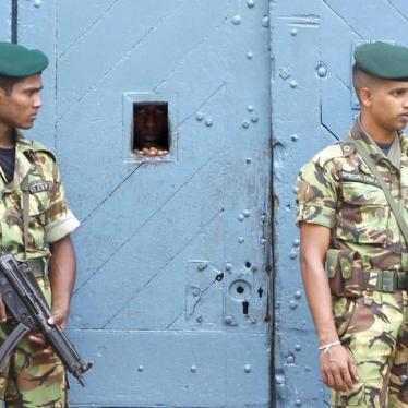Sri Lanka: Enforce Commission Directives on Terror Detainees