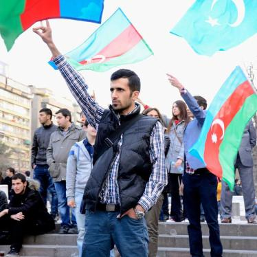 Another Youth Activist Convicted on False Drug Charges in Azerbaijan