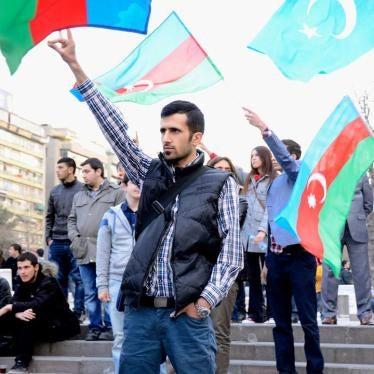 Azerbaijan: Activist Arrested, Held Incommunicado